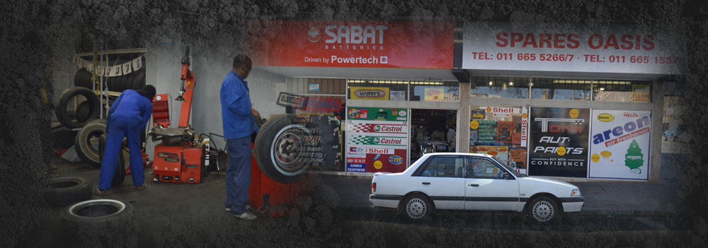 Magic Motor Spares South Africa